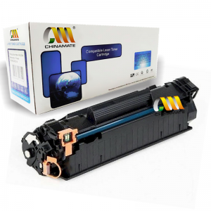 Kit com 03 Toner Compatível HP 285a / 435a / 436a