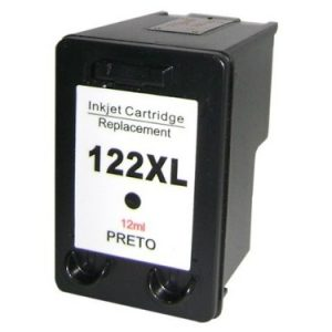 Cartucho Compatível HP 122 XL Preto
