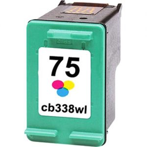 Cartucho Compatível HP 75 XL Color