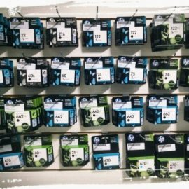 Cartuchos originais HP – As diferenças de Standart, Everyday e XL