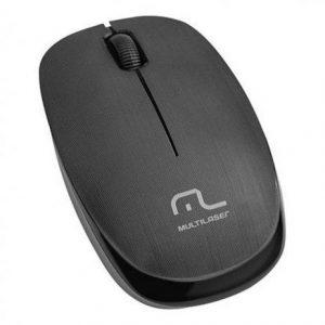 Mouse Sem Fio 2.4 Ghz 1200 Dpi Usb Preto – Mo251