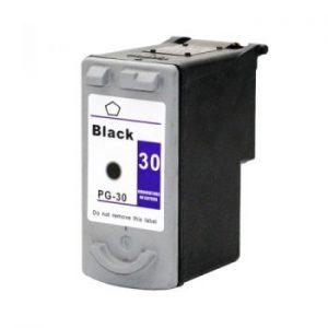 Cartucho de Tinta Compatível Canon PG30 18ml