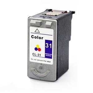 Cartucho de Tinta Compatível Canon CL31 18ml