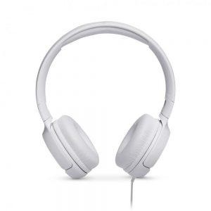 FONE DE OUVIDO ON EAR JBL T500 BRANCO