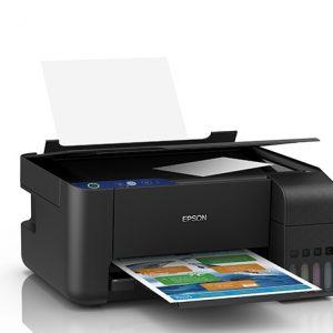 Impressora Multifuncional EcoTank L3110 – Sem Wifi