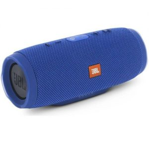 CAIXA DE SOM CHARGE 3 JBL 20W BLUETOOTH AZUL