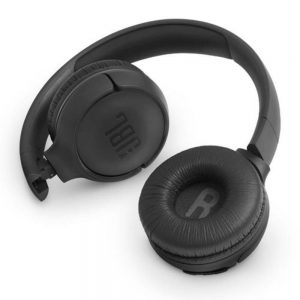 FONE DE OUVIDO ON EAR JBL T500BT BLUETOOTH PRETO