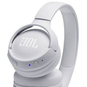FONE DE OUVIDO ON EAR JBL T500BT BLUETOOTH BRANCO