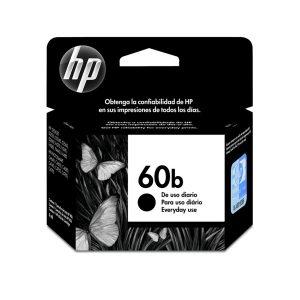 Cartucho HP 60b Preto