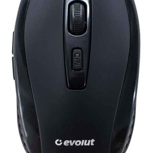 KIT TECLADO E MOUSE WIRELESS EO-501 – EVOLUT